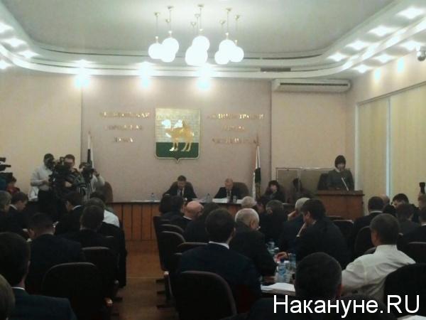Челябинская городская дума заседание|Фото: Накануне.RU
