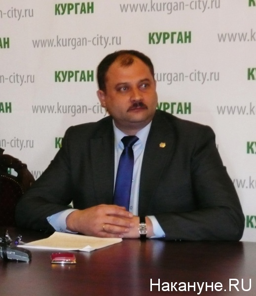 Сергей Руденко глава Кургана|Фото: Накануне.RU