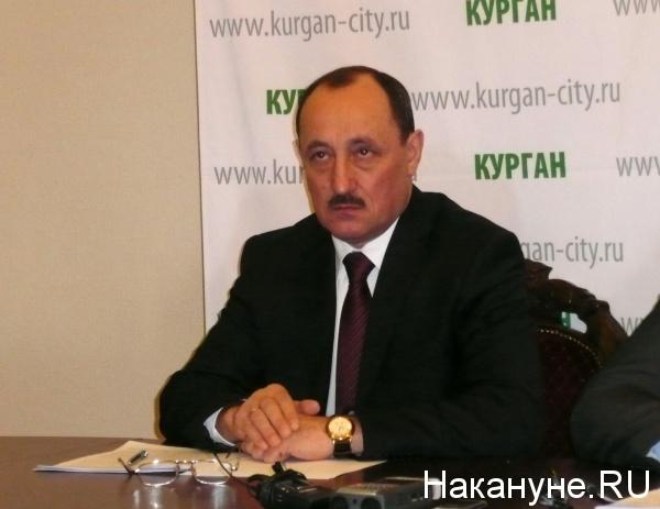Александр Поршань руководитель администрации Кургана|Фото: Накануне.RU