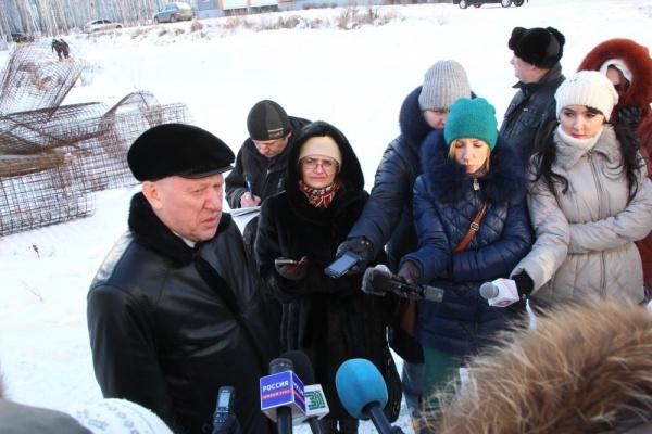 Евгений Тефтелев, рабочая поездка|Фото:cheladmin.ru