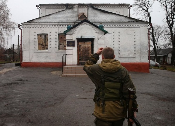 ополчение, Донбасс, ДНР, ЛНР, война, церковь|Фото: