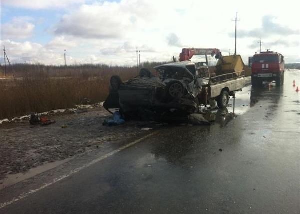 Авария в Нефтеюганске|Фото: пресс-служба УМВД по ХМАО