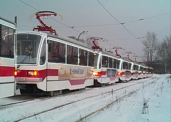 Нижний Тагил, трамвай, Уралтрансмаш, УВЗ Фото: Ермак