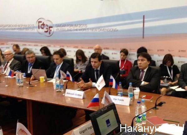 директор департамента добычи и транспортировки нефти и газа Минэнерго Александр Гладков|Фото: Накануне.RU