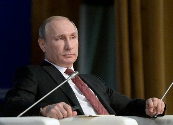 Путин, гражданский форум|Фото: kremlin.ru