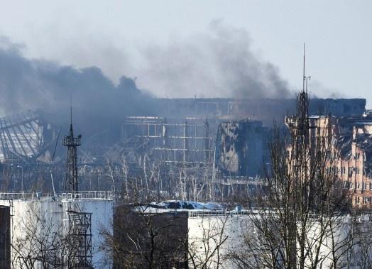 Донецк, аэропорт, война, Новороссия Фото: