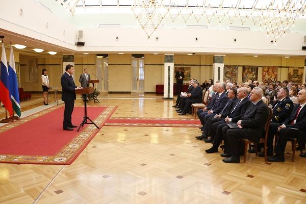 УрФУ, Куйвашев, премии|Фото: УрФУ
