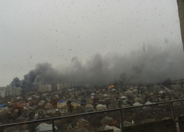 Мариуполь, бои|Фото: