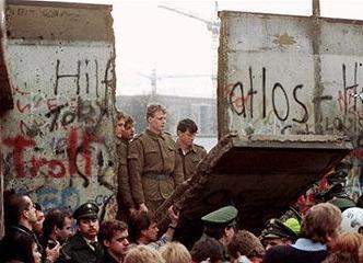 "ФРГ, ГДР, ""аннексия"", объединение Германии, Берлинская стена|Фото:"