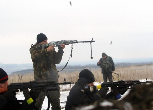 армия Украины, ДНР, ЛНР, боевики, хунта, Лисичанск|Фото: