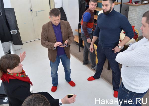 Fashington 2,подготовка, Белоус, Артюх, ЯДонбасс|Фото: Накануне.RU
