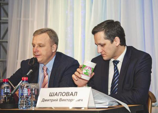 заместитель губернатора ХМАО Жмитрий Шаповал, Сургут, вода|Фото: siapress.ru