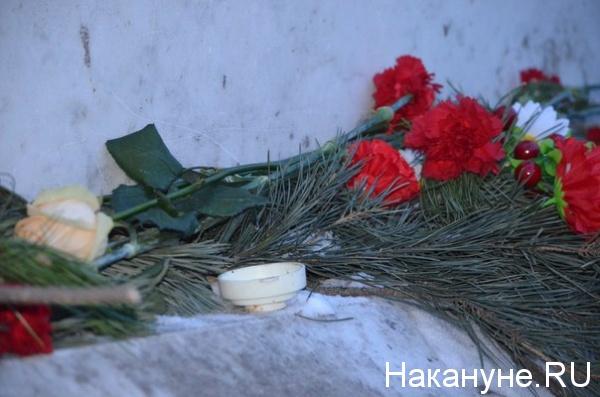 мемориал группы дятлова, михайловское кладбище Фото: Накануне.RU