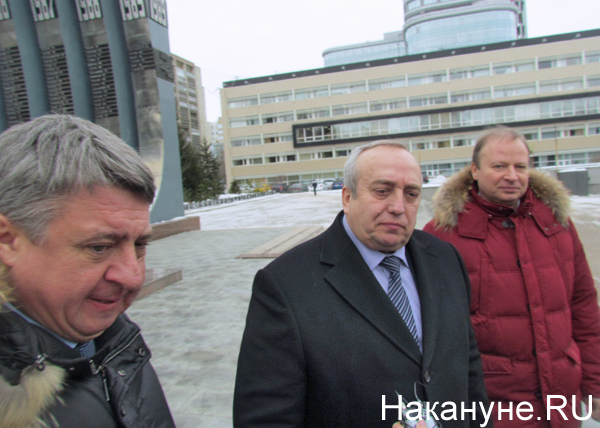 Бабенко, Клинцевич, Шептий|Фото: Накануне.RU