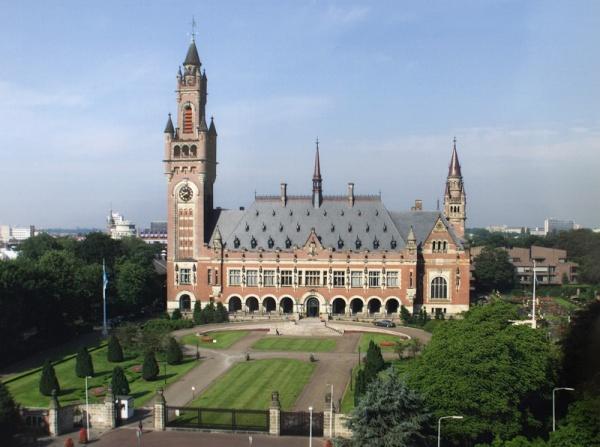 Международный суд ООН, Гаага|Фото:wikipedia.org