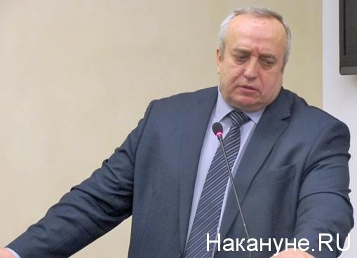 Франц Клинцевич, УрФУ, лекция|Фото: Накануне.RU