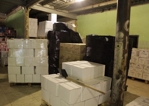 Изъятие контрафактного алкоголя в Сургуте|Фото: пресс-служба УМВД ХМАО-Югры