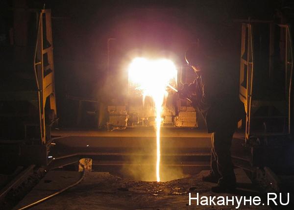 металлургический завод цех плавка(2015)|Фото: Накануне.ru