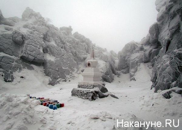 гора качканар буддистский монастырь|Фото: Накануне.ru