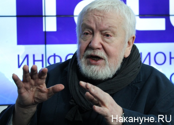 кинорежиссер Сергей Соловьев|Фото: Накануне.RU