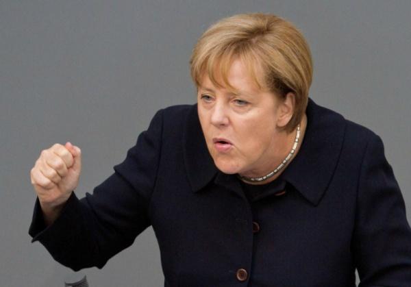 ангела меркель|Фото: