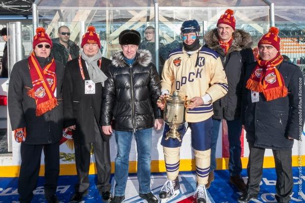 русская классика,хоккей, жарич, носов, холманских|Фото:ntagil.org
