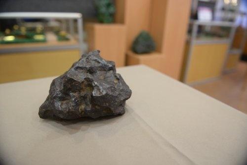 Горногеологический музей, УГГУ, метеорит|Фото: http://pressa.ursmu.ru/