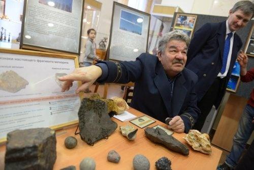 Горногеологический музей, УГГУ, метеорит|Фото:http://pressa.ursmu.ru/