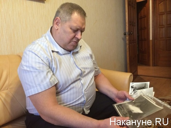 Игорь Рожин, подполковник запаса|Фото: Накануне.RU