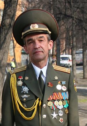 "директор музея воинов-интернационалистов ""Шурави"" Николай Салмин|Фото:"