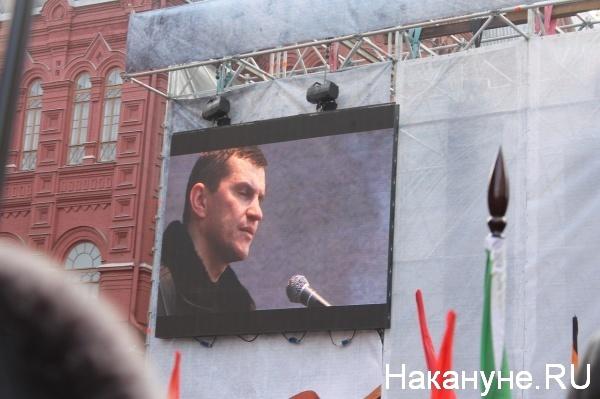 Антимайдан, Алексей Балыбердин Фото:Накануне.RU