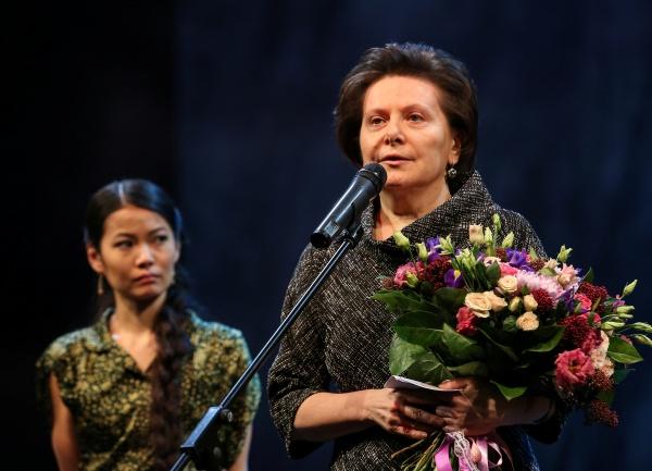 Дух огня, Наталья Комарова|Фото: пресс-служба губернатора хмао