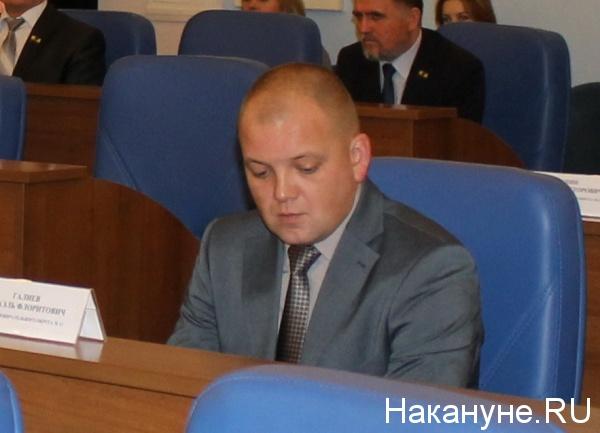 заместитель главы думы Нефтеюганска Рафаэль Галиев|Фото: Накануне.RU