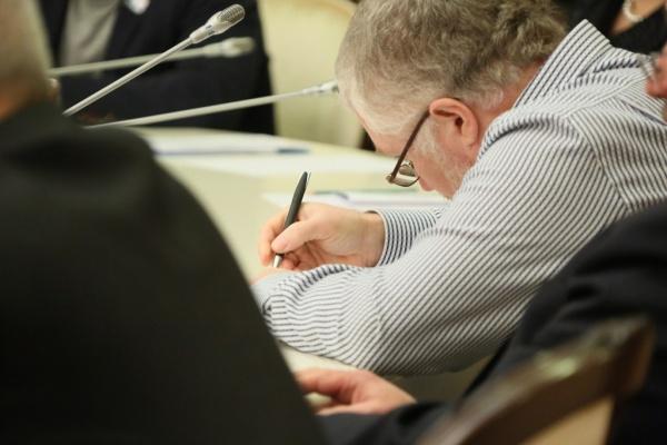 общественно-политический совет при губернаторе СО, Константин Киселев Фото: Департамент информационной политики губернатора Свердловской области