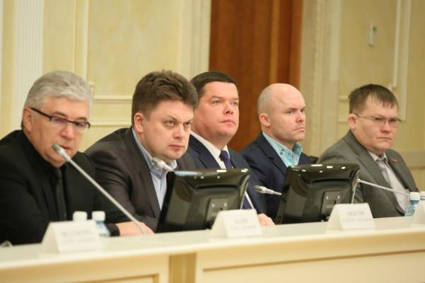 общественно-политический совет при губернаторе СО Фото: Департамент информационной политики губернатора Свердловской области