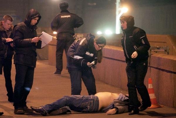 немцов, убийство Фото:George Malets / Reuters