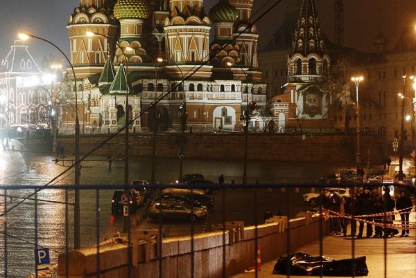 немцов, убийство|Фото:Михаил Джапаридзе / ТАСС