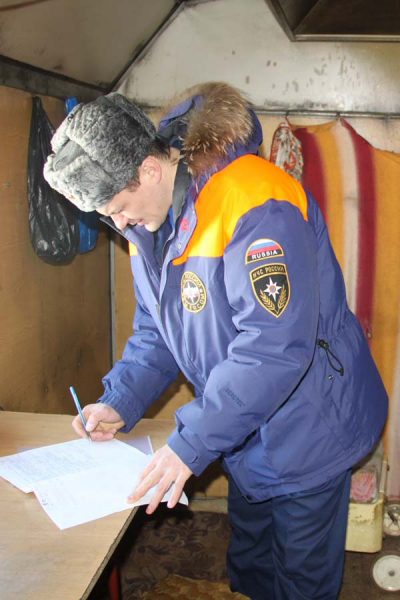 Открытие переправы между Горноправдинском и Цингалами|Фото: Пресс-служба ГУ МЧС России по ХМАО