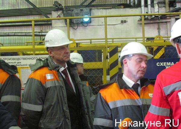 Евраз, НТМК, металлургия, Холманских, Носов|Фото: Накануне.RU