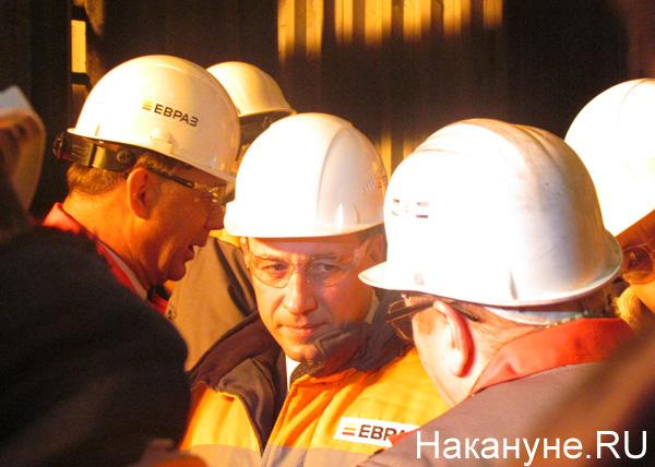 Евраз, НТМК, металлургия, Холманских|Фото: Накануне.RU