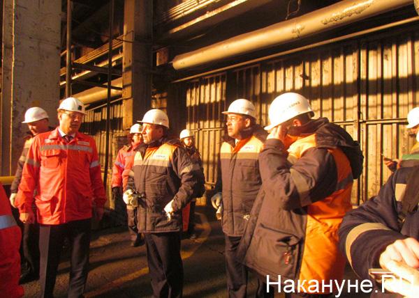 Евраз, НТМК, металлургия, Куйвашев, Холманских|Фото: Накануне.RU