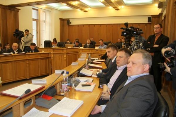 митрополит Кирилл, ЕГД, депутаты|Фото: пресс-служба ЕГД