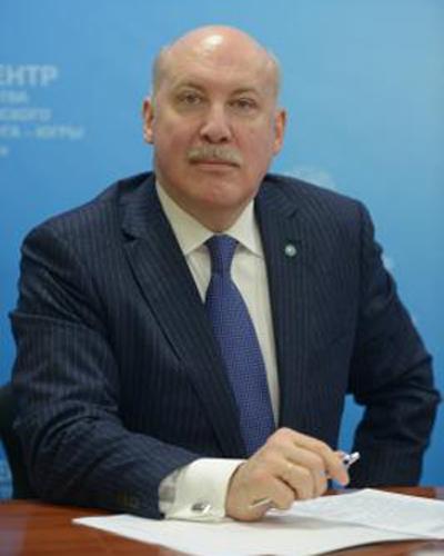Дмитрий Мезенцев, ШОС Фото: admhmao.ru