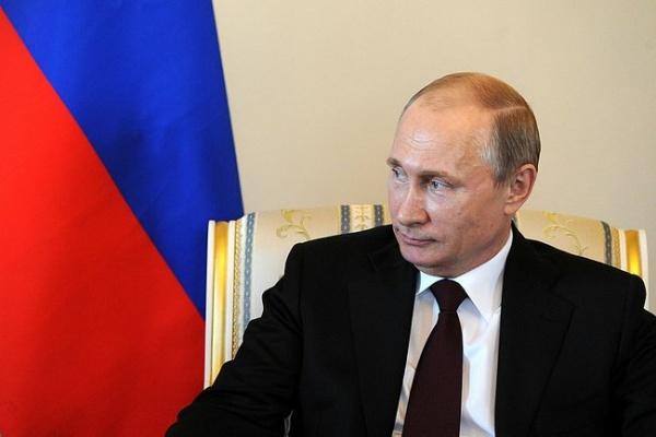 Владимир Путин, Алмазбек Атамбаев Фото: