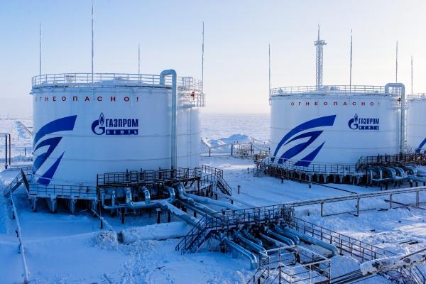 газпром нефть, новопортовское|Фото: газпром нефть