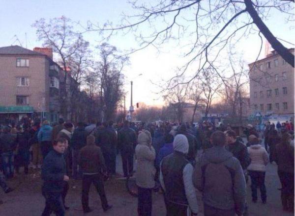 бунт, Константиновка|Фото: