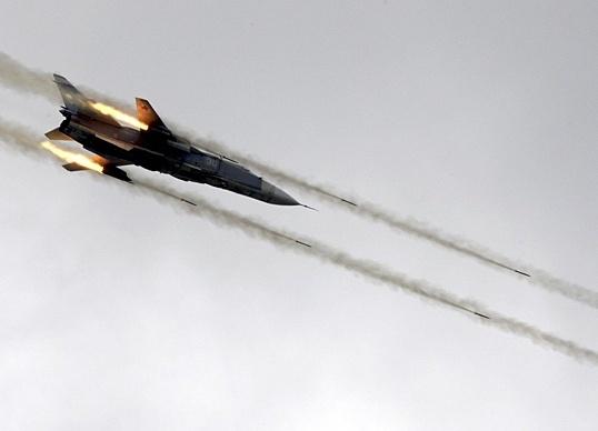 Су-24, учения|Фото: Министерство обороны РФ
