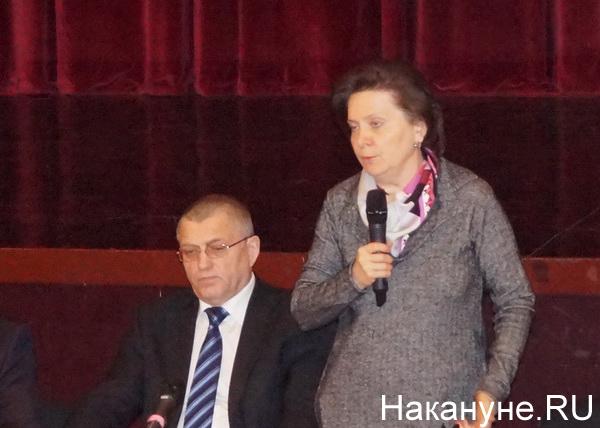 Наталья Комарова, Нефтеюганск |Фото: Накануне.RU