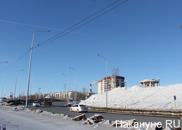 Нефтеюганск, дороги, ремонт|Фото: Накануне.RU