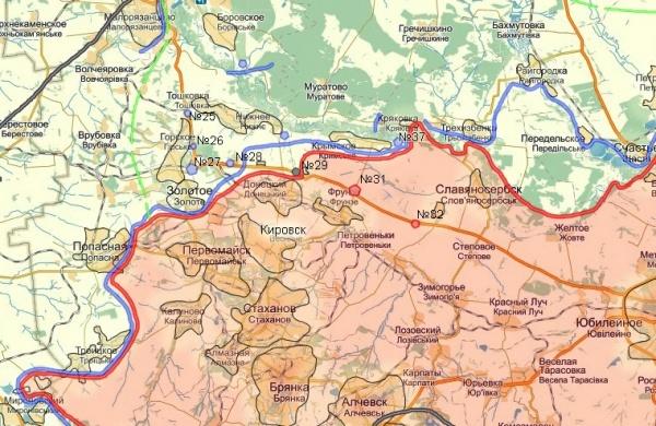 карта Новороссия Фото:cassad.net